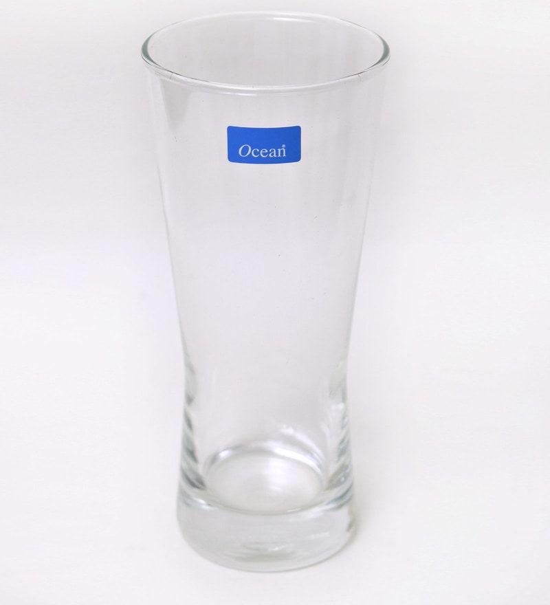 Ocean Metropolitan 330 ML Pilsner Glasses - Set of 6