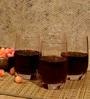 Ocean Charisma Hi Ball 415 ml Drink Glasses - Set Of 6
