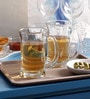 Ocean Lugano 330 ML Beer Mug - Set of 6