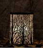 Oddcroft Black Metal Table Lamp
