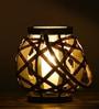 Oddcroft Grey Wood Lantern