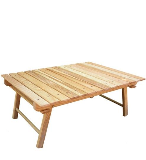 Buy Olida Sheesham Wood Foldable Coffee Table Online Coffee