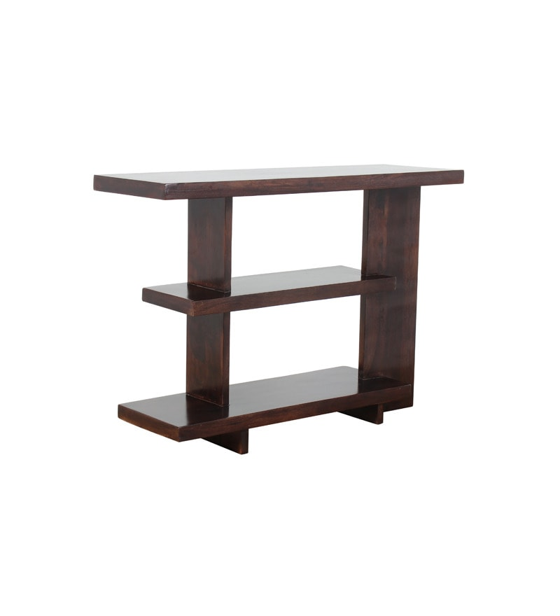 Olida Angled Console Table By Mudramark Online Console Tables