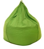 Organic XXL Bean Bag Cover in Green Colour