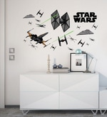Licensed Star Wars Digital Printed Wall Decal