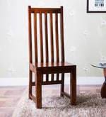 Oroville Dining Chair in Honey Oak Finish