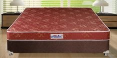Orthopedic Queen Size (78 x 60) 5 Inches Thick Reactive Coir & Foam Mattress