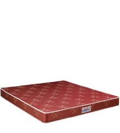 double bed mattresses buy queen bed mattresses online in 14499 | orthopedic queen size 78 x 60 5 inches thick coir foam mattress by springtek ortho coir orthoped dsaurk