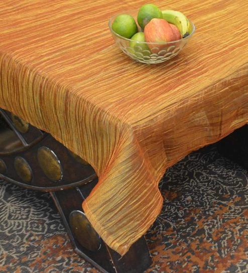 Wood Grain Tablecloth Cotton Linen Table Cloth Cover Table Linen Art Home Decor