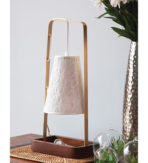 Buy white iron otto table lamp by orange tree online eclectic white iron otto table lamp by orange tree aloadofball Image collections
