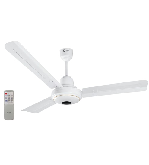 Buy orient ecotech 1200 mm white super energy efficient ceiling fan orient ecotech 1200 mm white super energy efficient ceiling fan with remote mozeypictures Image collections