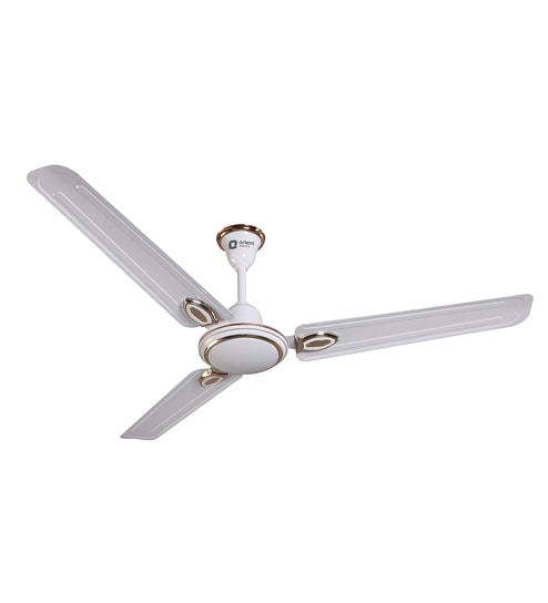Orient Pacific Air Decor 1200 mm White Ceiling Fan