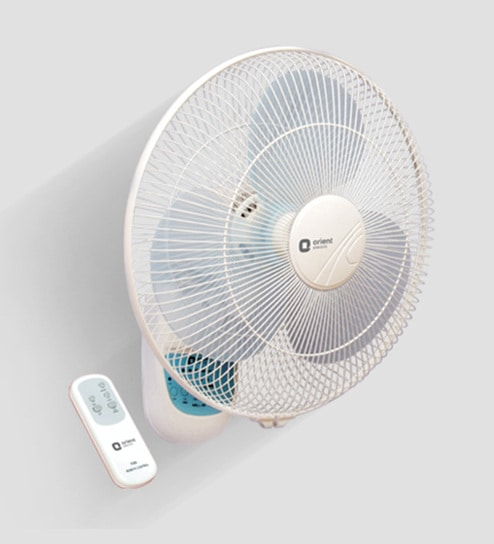 Buy Orient Wall49 400 mm White Wall Mounted Fan OnlineWall