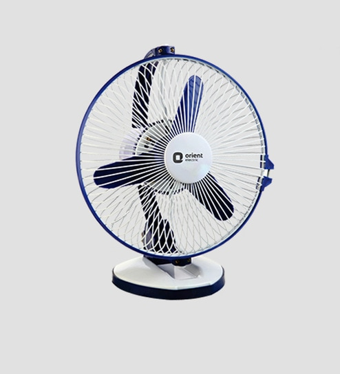 Buy orient zippy 225 mm white blue table fan online table fans orient zippy 225 mm white blue table fan greentooth Choice Image