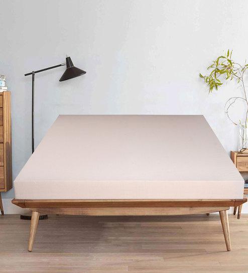 Buy Orthopedic Queen Bed 78x60x6 Inch Memory Foam Mattress Pillow