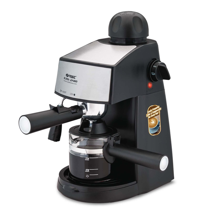 Orbit 800 W Steam Espresso Maker