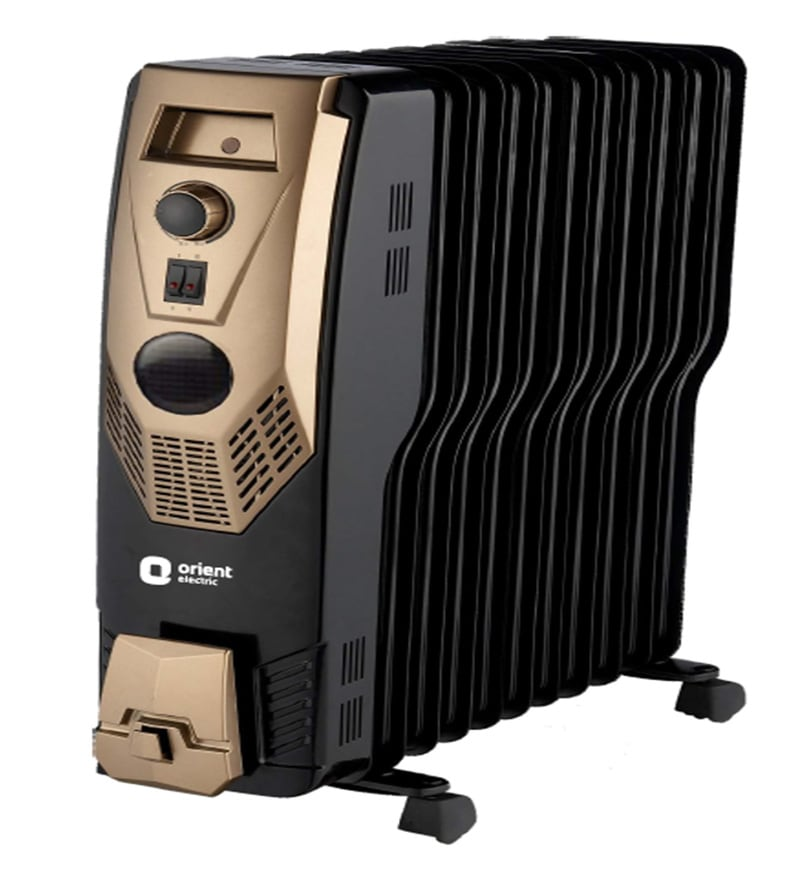 Orient 11 Fins 2900-Watt Oil Filled Room Heater