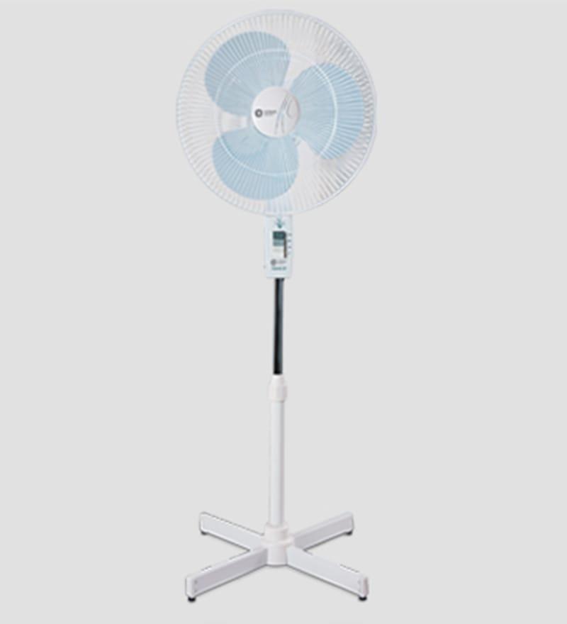 Orient 400 mm White Electric Pedestal Fan