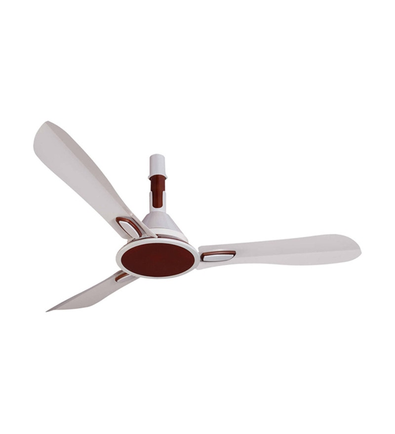 Buy orient quasar natural pearl 1200mm designer ceiling fan online orient areta white metal 4724 inch 3 blade ceiling fan mozeypictures Images