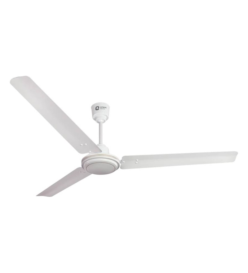 Orient Smart Saver 50 White 1200mm Ceiling Fan