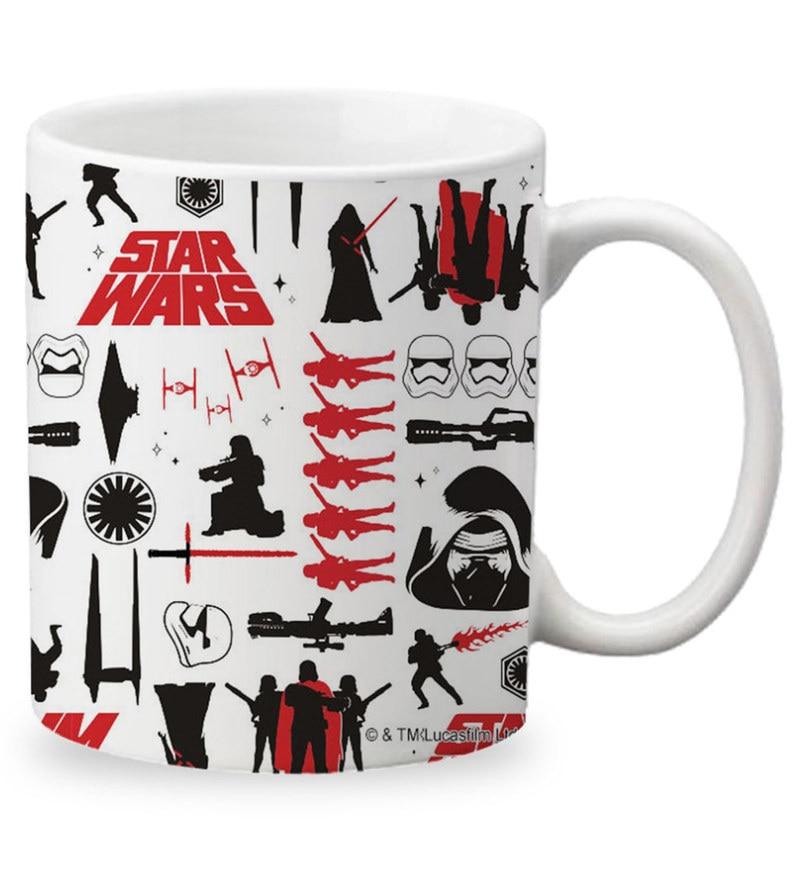 Licensed Team Star Wars Digital Printed Coffee Mug