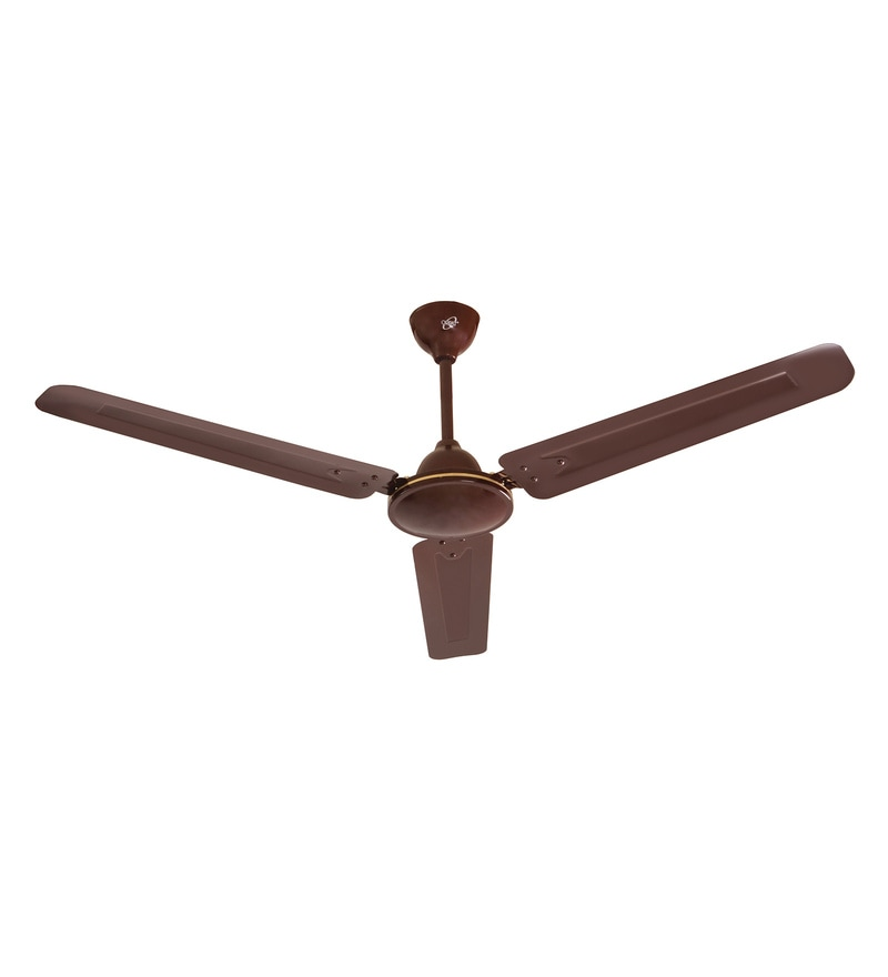 Orpat Air Flora 1200 mm Brown Ceiling Fan