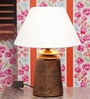 Brass Iron Kama Table Lamp by Orange Tree