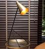 Gold Iron Icosa Study Lamps by Orange Tree