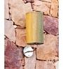 Green Silk Erudite Wall Lamp by Orange Tree