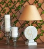 Gold Marble Table Lamp by Orange Tree