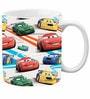 Licensed Cars Digital Printed Coffee Mug