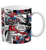 Licensed Spiderman Comic Digital Printed Coffee Mug