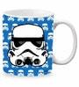 Licensed Storm Trooper Face Digital Printed Coffee Mug
