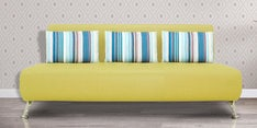 Oscar Two Seater Sofa with Cushions