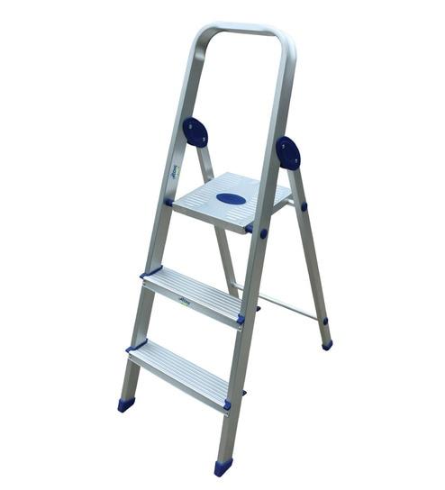 ozone aluminium 3 steps 37 ft ladder