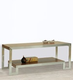 Parma Coffee Table in Light Walnut Finish