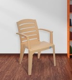 Passion Visitor Chair in Beige Colour