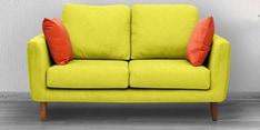Panache Two Seater Sofa in Green Colour