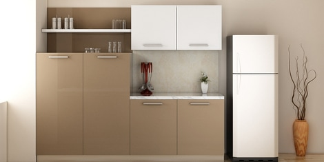 Parallel Modular Kitchen Buy Parallel Kitchen Design Online In India Best Price Pepperfry