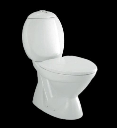 Buy Parryware Cascade Nxt White Ceramic Floor Mounted Coupled Water