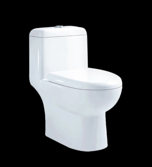 Buy Parryware Opula White Ceramic Water Closet Online
