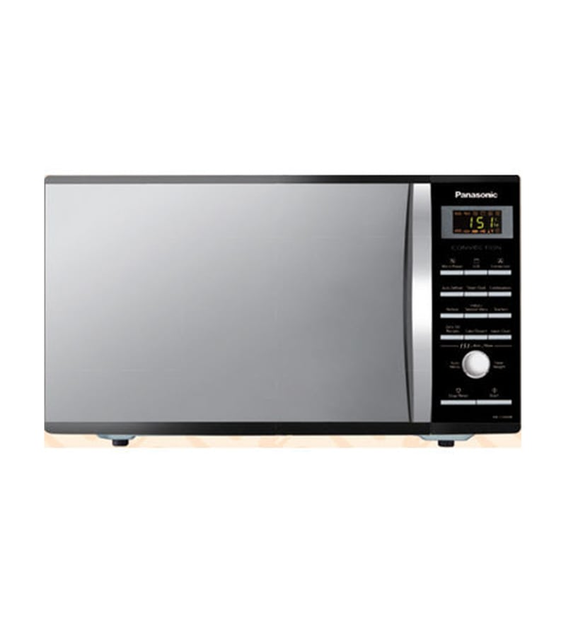Buy Convection Microwave Oven Online: Buy Panasonic NN-CD684B 27L Convection Microwave Oven
