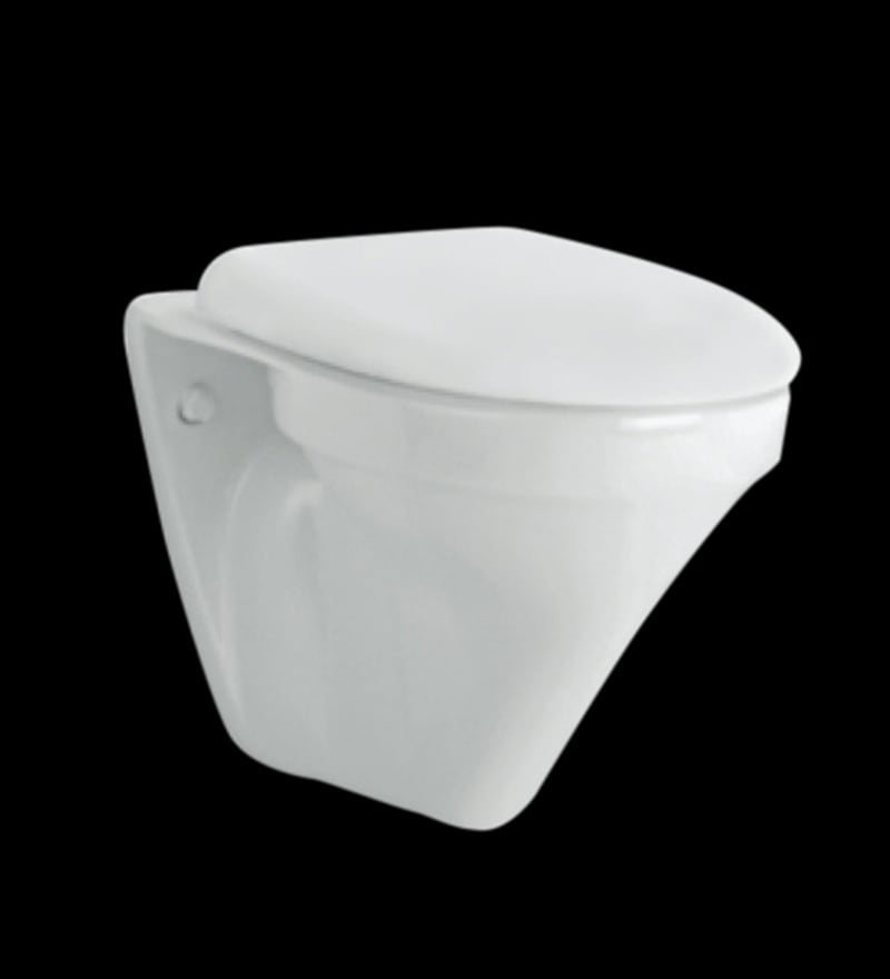 Parryware Indus White Ceramic Water Closet