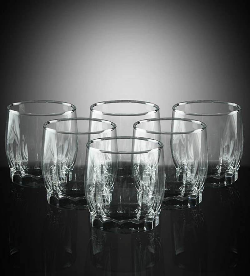 Pasabahce Glass 145 ML Beverage Glass - Set of 6