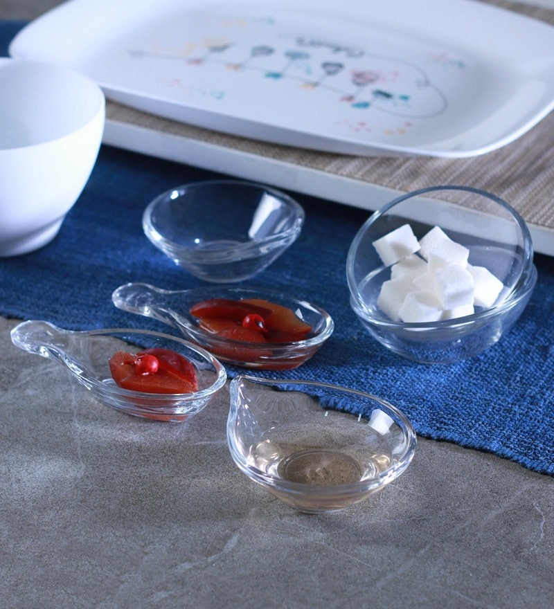 Pasabahce Gastro Glass Dip Bowls - Set of 6