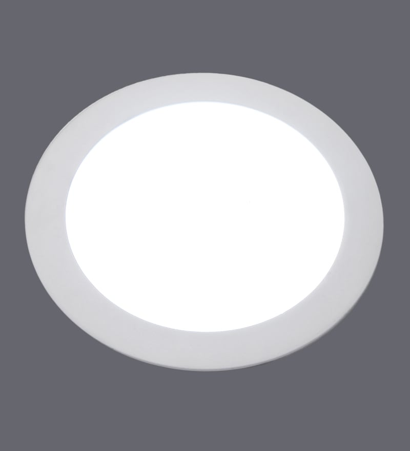 Patco Electricals White 18W Acrylic Recessed Light