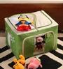 Packnbuy Nylon Green Large Foldable Storage Box