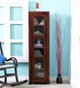 Brule Book Case in Provincial Teak Finish by Woodsworth