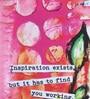 Pannaa Canvas 10 x 1 x 12 Inch Inspiration Framed Poster