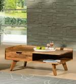 Pessora Coffee Table in Natural Finish